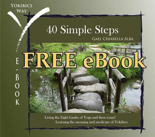 GET FREE – 40 Simple Steps eBook