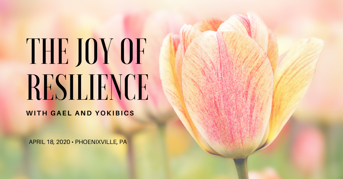 The Joy of Resilience April 18 2020